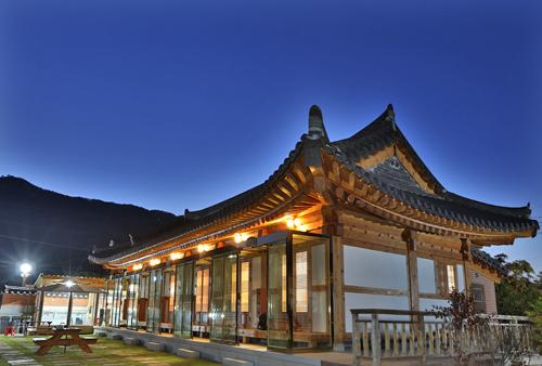 Geumojeong (금오정)