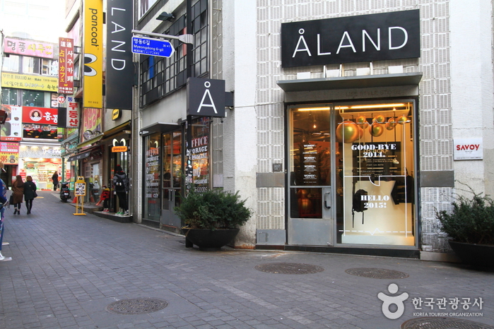 A-land - Myeongdong Branch) (에이랜드 (ÅLAND) 명동본점)