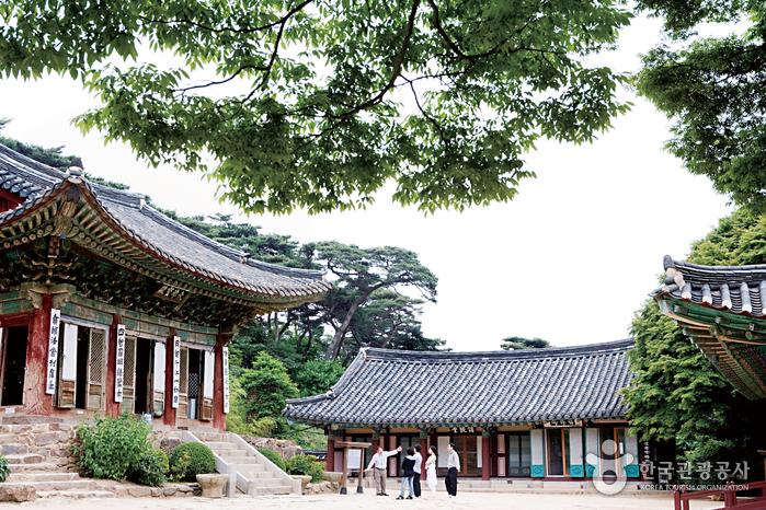 傳燈寺(江華)(전등사(강화))2