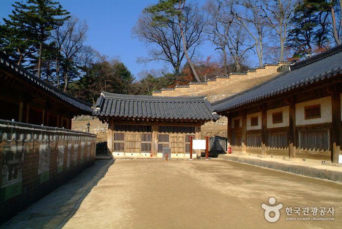 photo about Haeinsa Temple Janggyeongpanjeon Hall