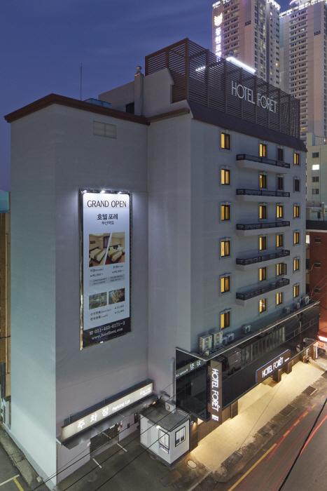호텔포레 부산역점