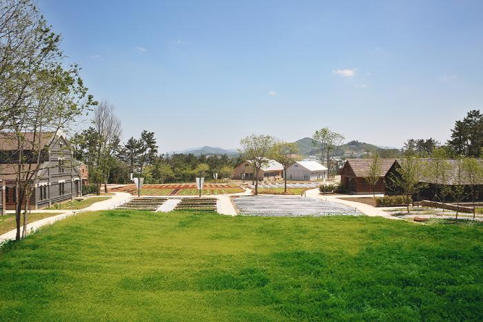 上下農園(상하농원)