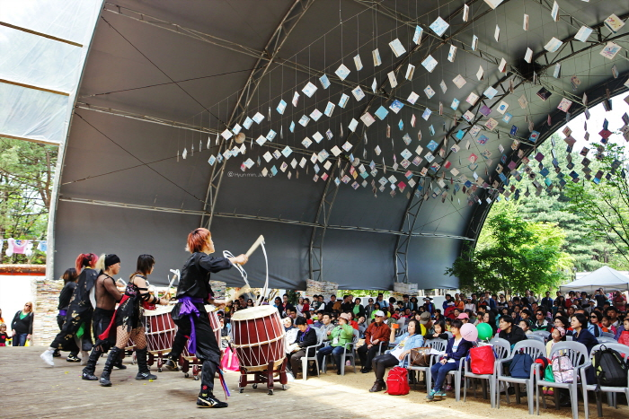 Festival Internacional del Libro Infantil de la Isla Namiseom (남이섬 세계책나라축제)
