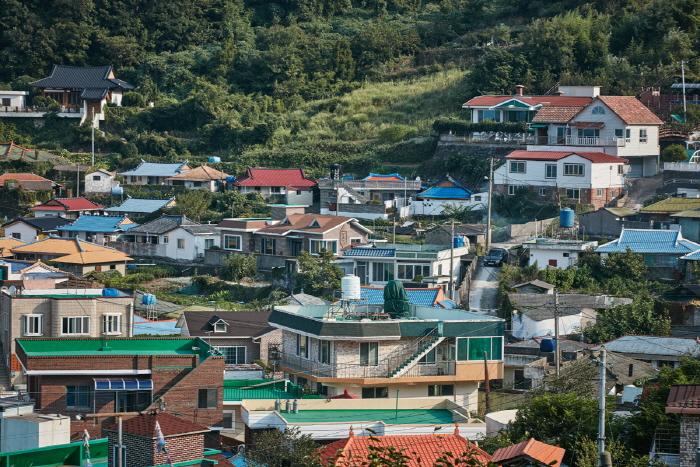통영 연명어촌체험마을