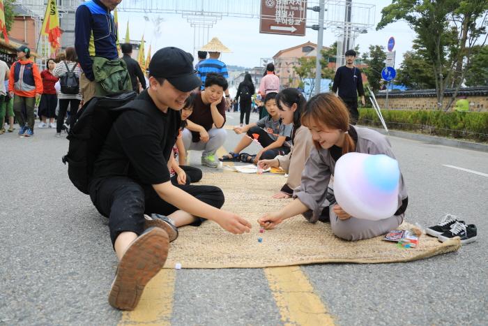 Baekje-Kulturfestival (백제문화제)