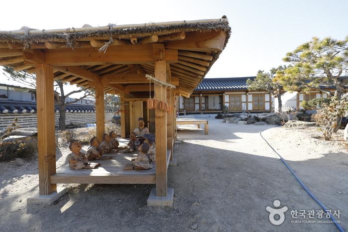 慶州韓屋1番街[韓国観光品質認証](경주한옥1번가[한국관광품질인증제/ Korea Quality])