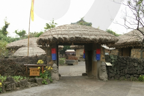 Jeju Folk Village (제주민속촌)
