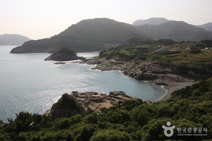 神仙臺瞭望臺(신선대 전망대)