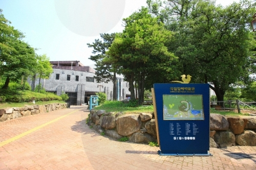 Traditionelles & kulturelles Event des Nationalmuseums Gimhae an Seollal (국립김해박물관 설맞이 전통문화행사)