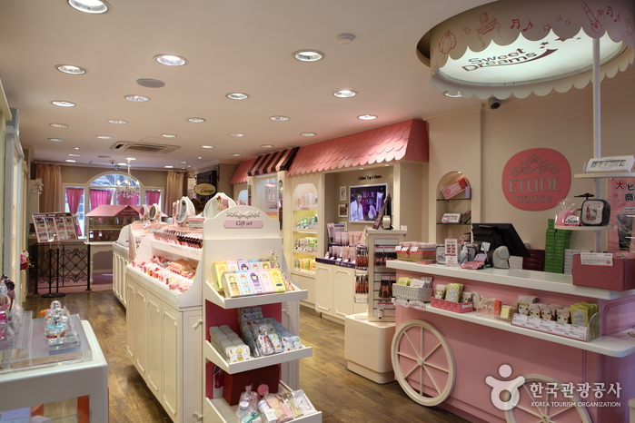 Etude House - Myeong-dong No.1 Branch (에뛰드하우스 (명동1호점))