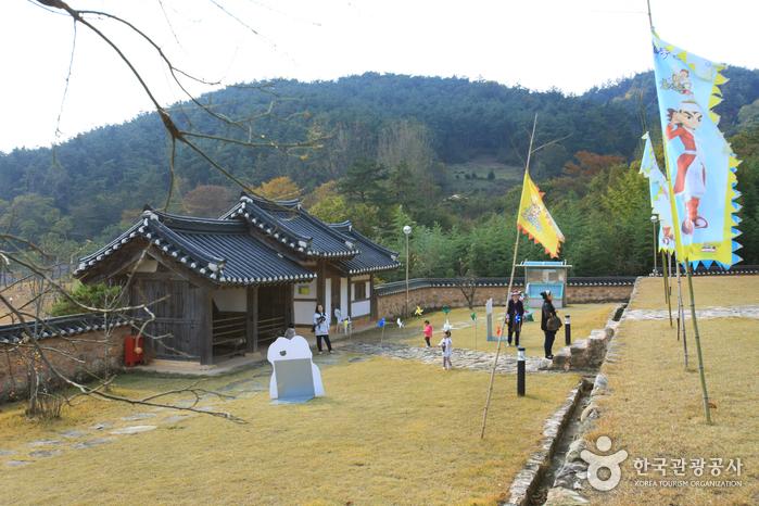 Jangseong Honggildong Festival (장성 홍길동축제)