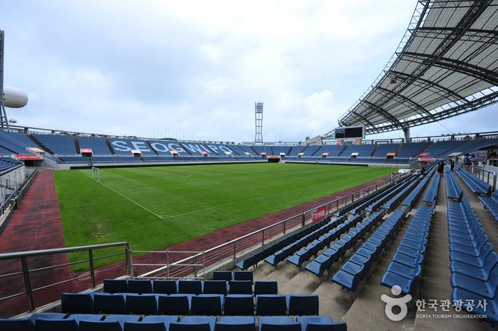 Jeju World Cup Stadium (제주월드컵경기장)