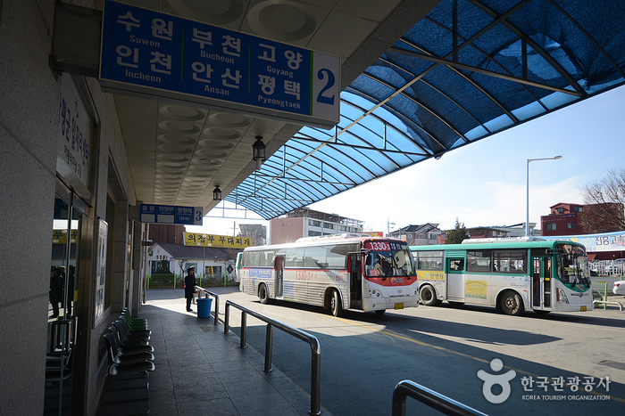 Gapyeong Intercity Bus Terminal (가평시외버스터미널)