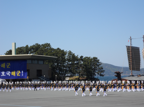 Jinhae International Military Band & Honor Guard Festival (진해 세계군악의장페스티벌)