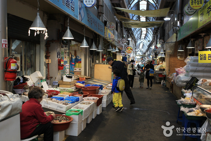 Tongin Market (통인시장) | Official Korea Tourism Organization