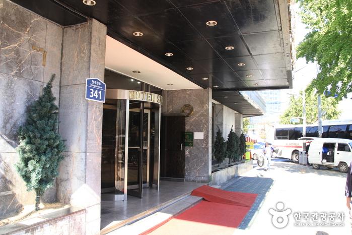 Samho Hotel (삼호 관광호텔)