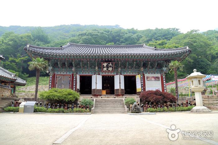 大興寺[ユネスコ世界文化遺産](대흥사[유네스코 세계문화유산])