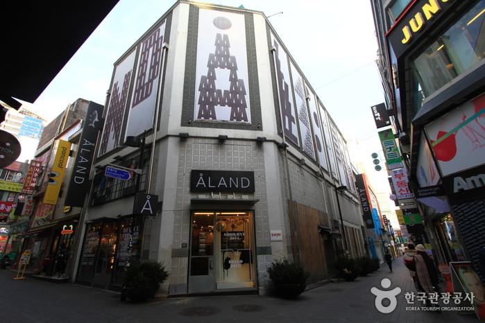 A-land - Myeongdong Branch (에이랜드 (ÅLAND) 명동본점)