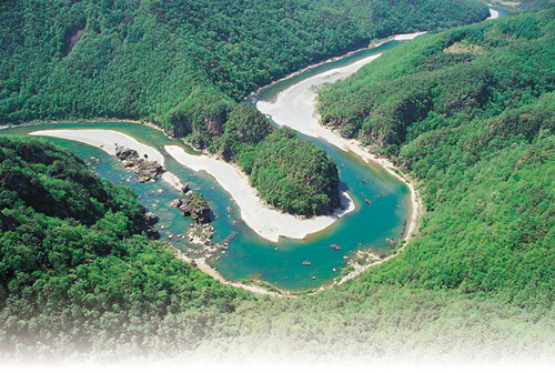 Donggang River Eorayeon Valley (동강 어라연)