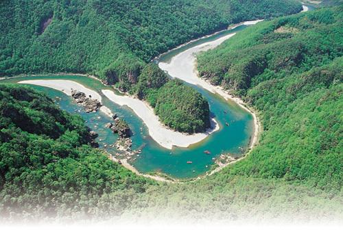 어라연 (강원고생대 국가지질공원)