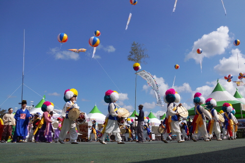 永同蘭渓国楽祭り(영동 난계국악축제)