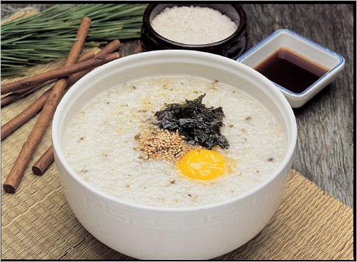 Ресторан Корё самгетхан (고려삼계탕)3