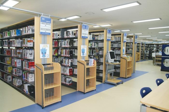 수성구립 용학도서관