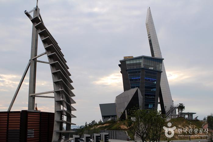 珍島タワー(진도타워)