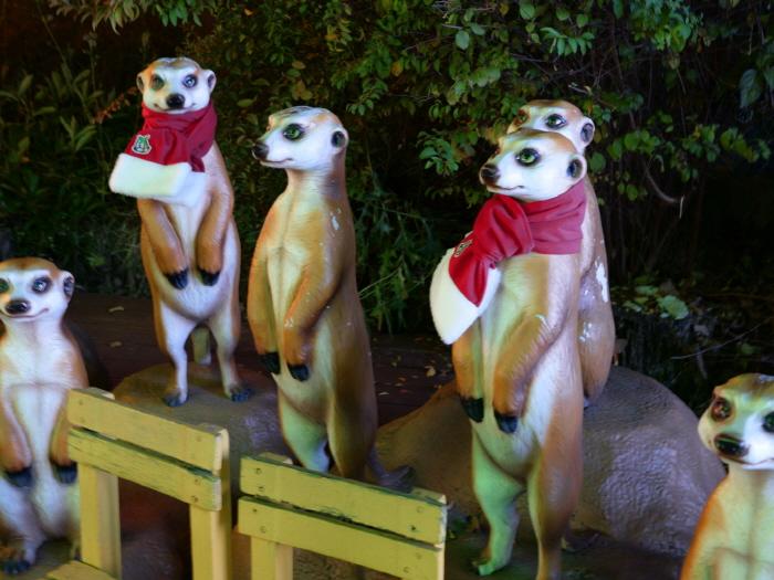 안산 별빛마을 로바니에미 산타마을 빛축제 2018  사진20