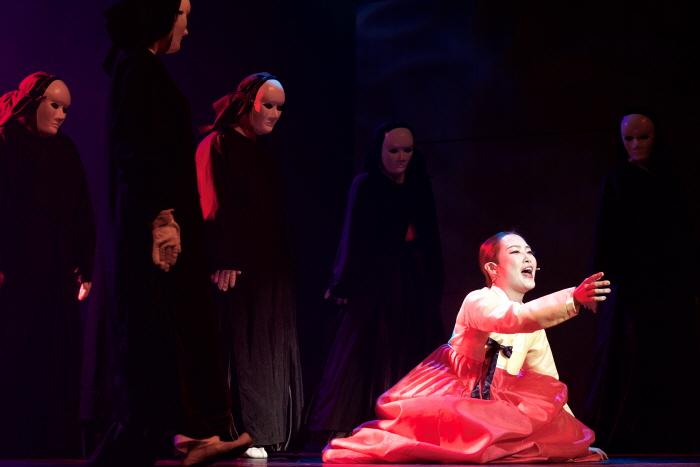 한옥자원활용 야간상설공연 '전주마당창극 ' 2018