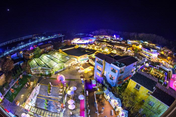 러브인 프로방스 빛축제 2018 사진3