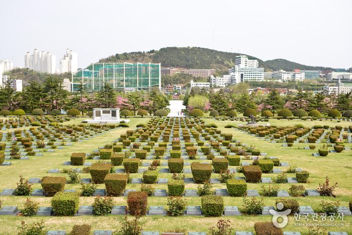Мемориальный парк ООН (재한유엔기념공원 (UN기념공원))2