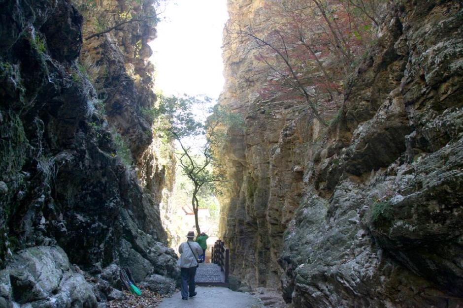 Deungseon Falls (Samaksan Mountain) (등선폭포(삼악산))