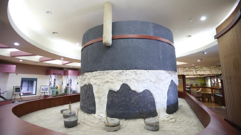 春川荞麦凉面体验博物馆(춘천막국수체험박물관)