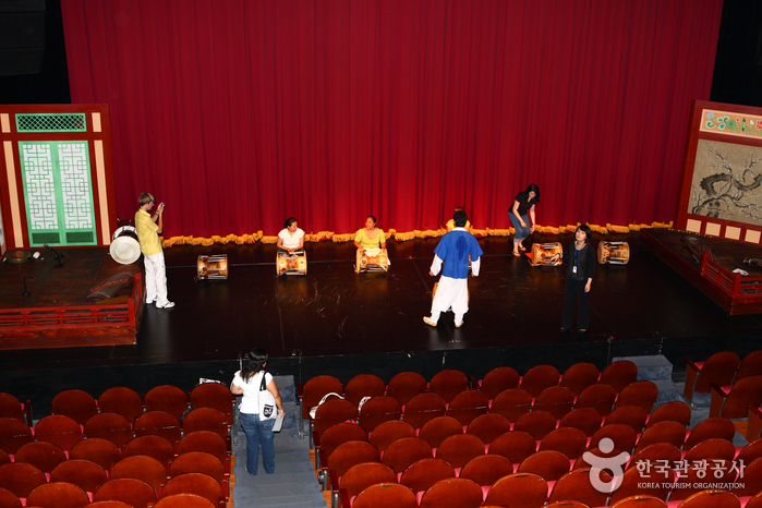 Chongdong Theater (정동극장)