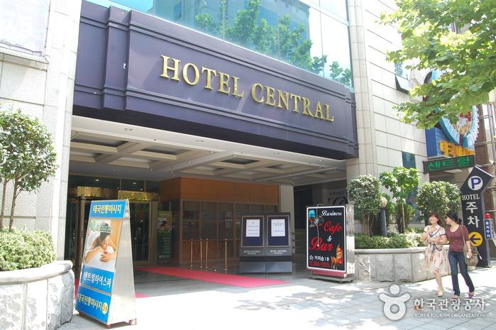 セントラル観光ホテル(센트럴관광호텔)