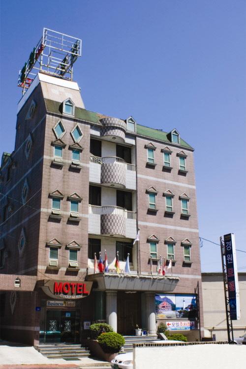 Goodstay Gyeongwon BIZ Motel - Goodstay (굿스테이 경원BIZ모텔 [우수숙박시설 굿스테이])