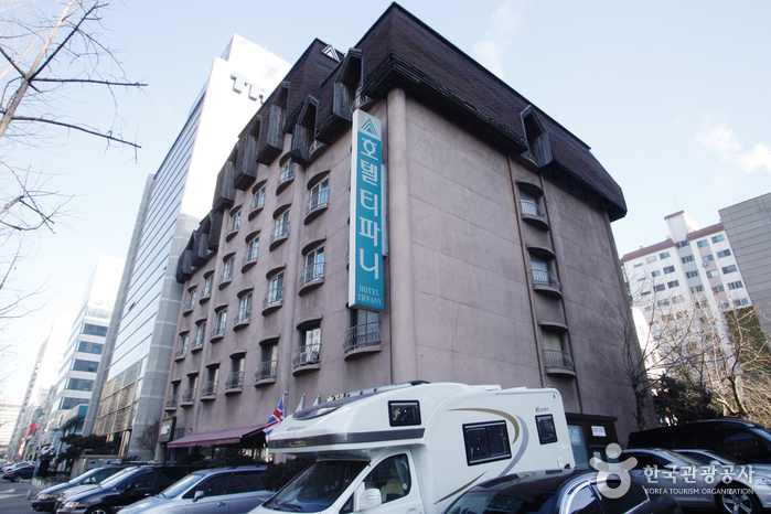 Tiffany Tourist Hotel (티파니관광호텔)