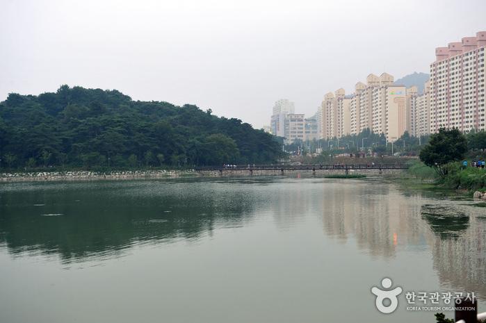 Pungam Reservoir (풍암...