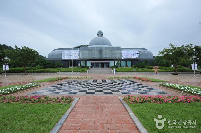 Музей керамики Кёнги (경기도자박물관)16