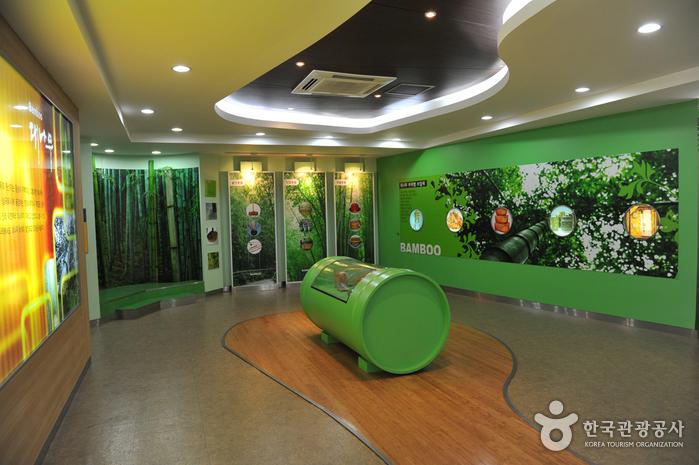 Корейский музей бамбука (한국대나무박물관)44
