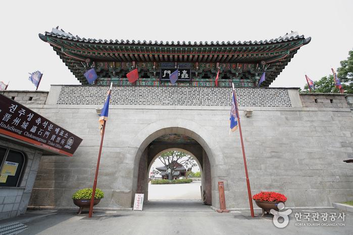 Крепость Чинчжусон (진주성)9