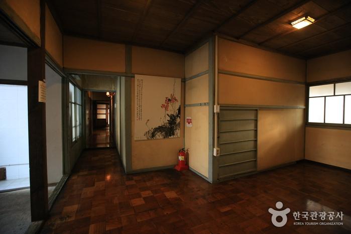 Японский традиционный дом в Кунсане (Дом Хироцу) / (군산 신흥동 일본식가옥(히로쓰 가옥)) 11