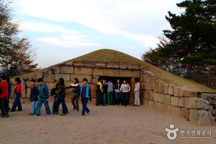 Seokbinggo (Stone Ice Storage) (경주석빙고)