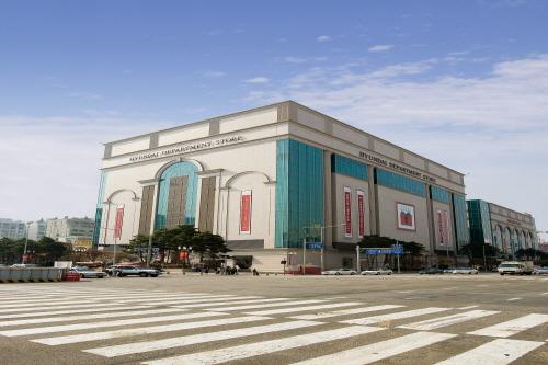 Hyundai Department Store - Jungdong Branch (현대백화점 (중동점))