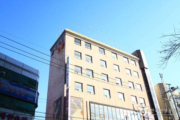 ヒルサイド観光ホテル(힐 사이드 관광호텔)