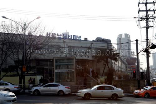 首尔南部客运站(서울남부터미널)