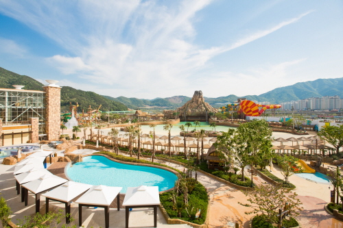 Gimhae Lotte Water Park (김해롯데워터파크)