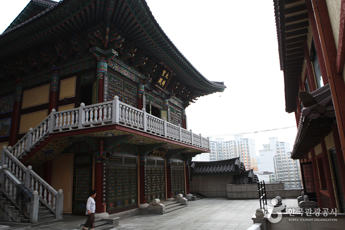 Myogaksa Temple (Seoul) (묘각사 (서울))