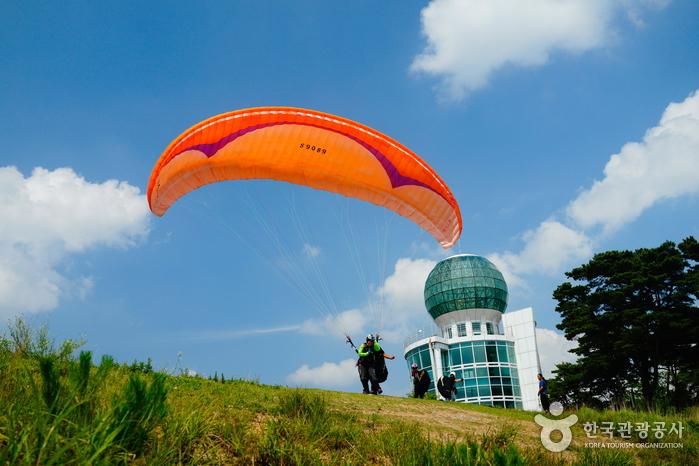 Yangbangsan Paragliding Site (양방산활공장)